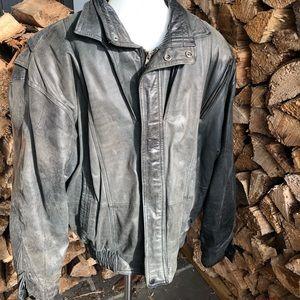 Global identity G3 bomber jacket size medium
